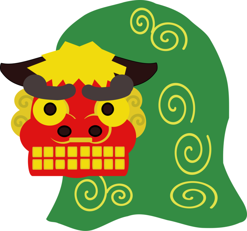 Chinese clipart costume chinese. Lion dance computer icons
