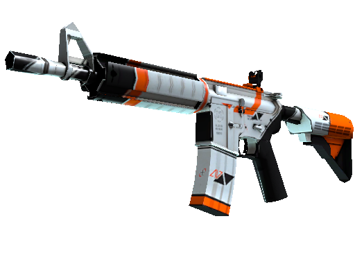 m4a1-s png hot rod