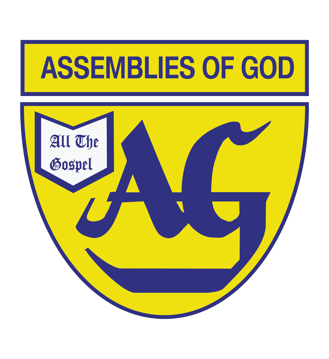 Assemblies of god logo png. Welcomes tax on churches