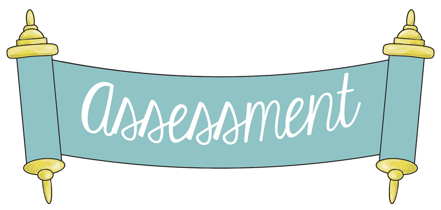 Assessment clipart. Adventures in literacy land