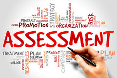 Assessment clipart. Stock illustrations word cloud freeuse stock