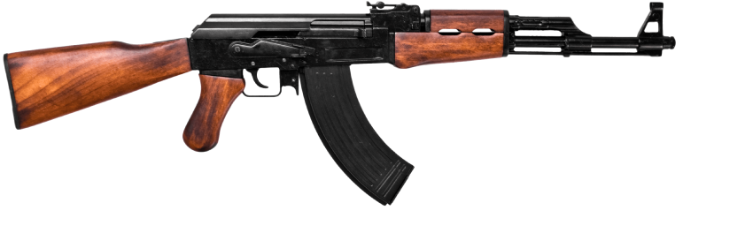 Assult rifle png. Wooden assault free images