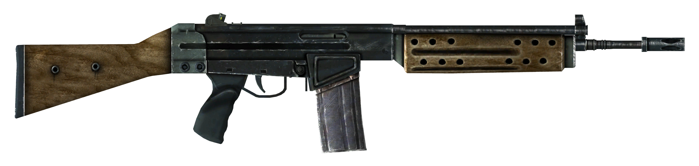 Assult rifle png. Image winterized r assault