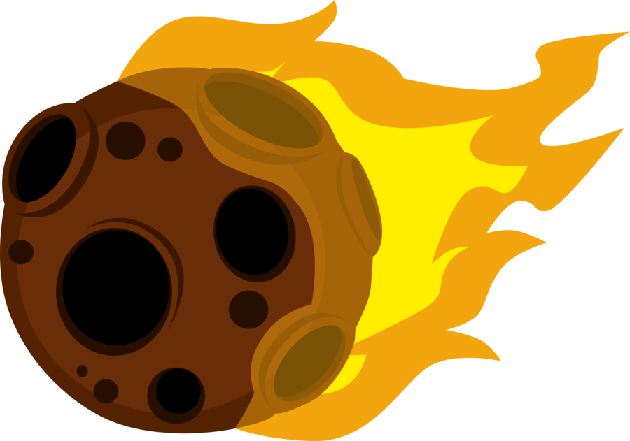 meteor clipart png