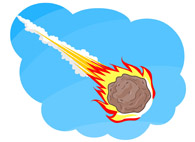 Asteroid clipart. Search results for clip