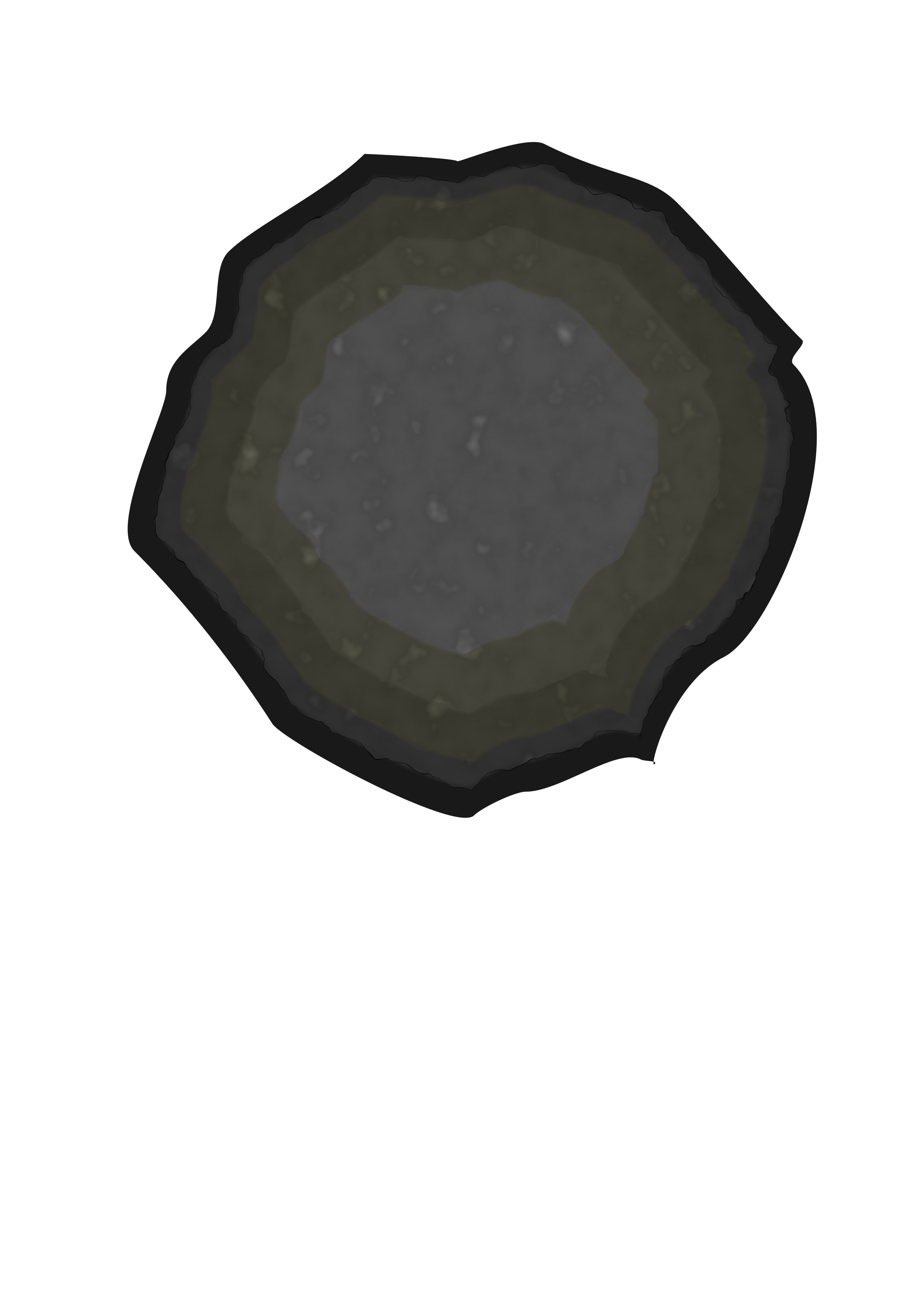 Asteroid clipart. Big image png