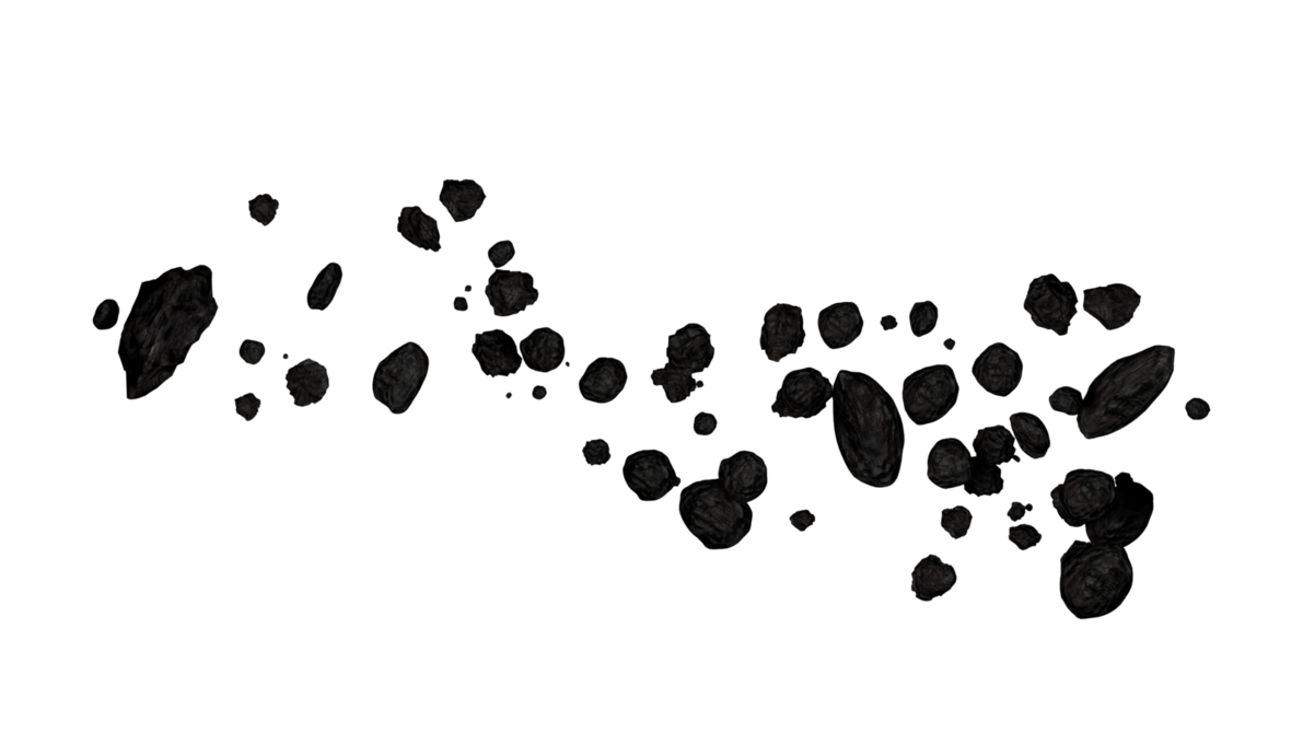 asteroid belt png