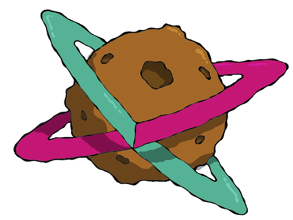 Asteroid clipart comic. Cliparts for free