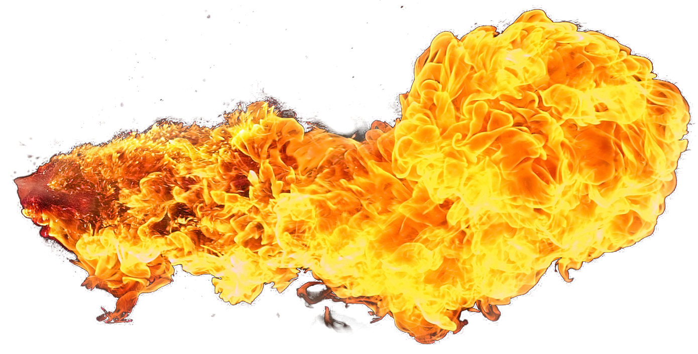 Asteroid clip art . Fire png banner transparent library