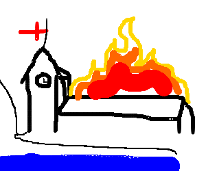 Asteroid clipart fire. An hits london english