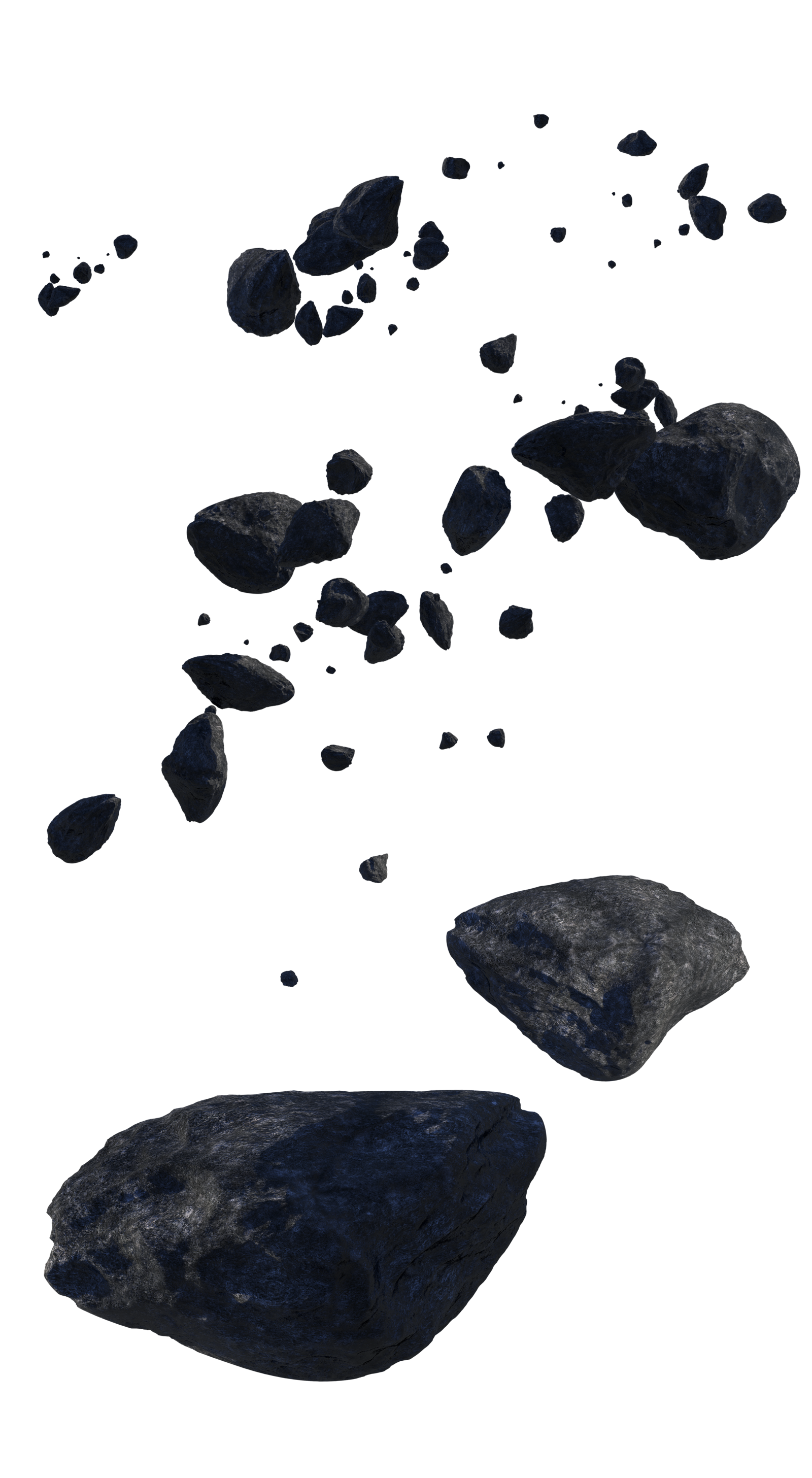 Asteroid field png. Download free hq image