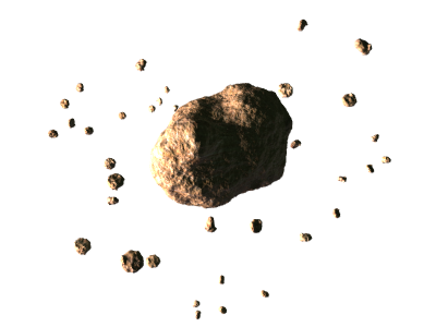 Asteroid image png. Mysterious holocron star wars