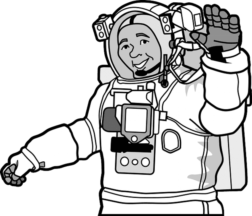 Astronaut art png. Free images toppng