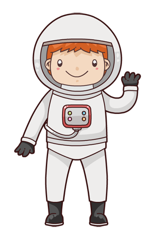 Cartoon . Astronaut clipart body jpg free library