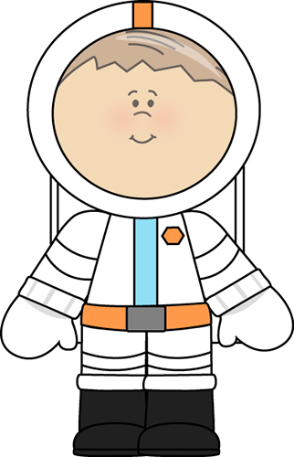 Astronaut clipart child. Boy space pinterest astronauts