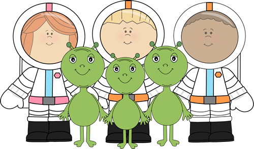 Space clipart space thing. Clip art images aliens