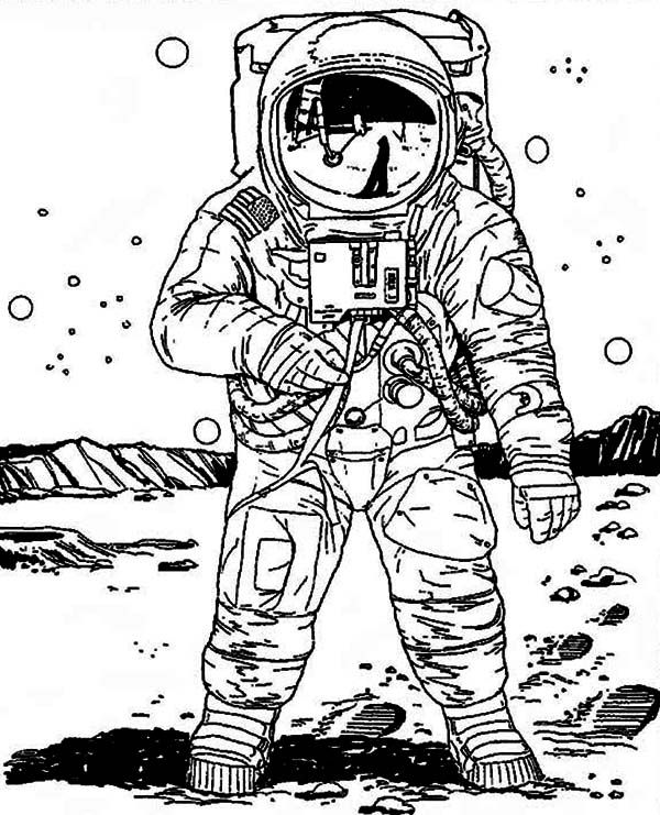 Astronaut clipart easy. To draw astronauts google