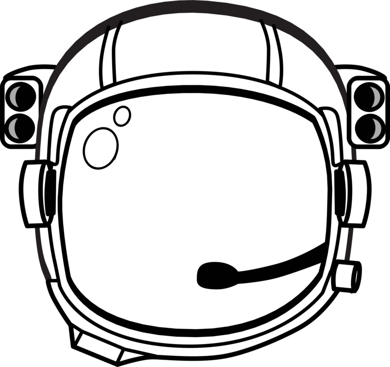 Astronaut clipart easy draw. Space suit outer helmet