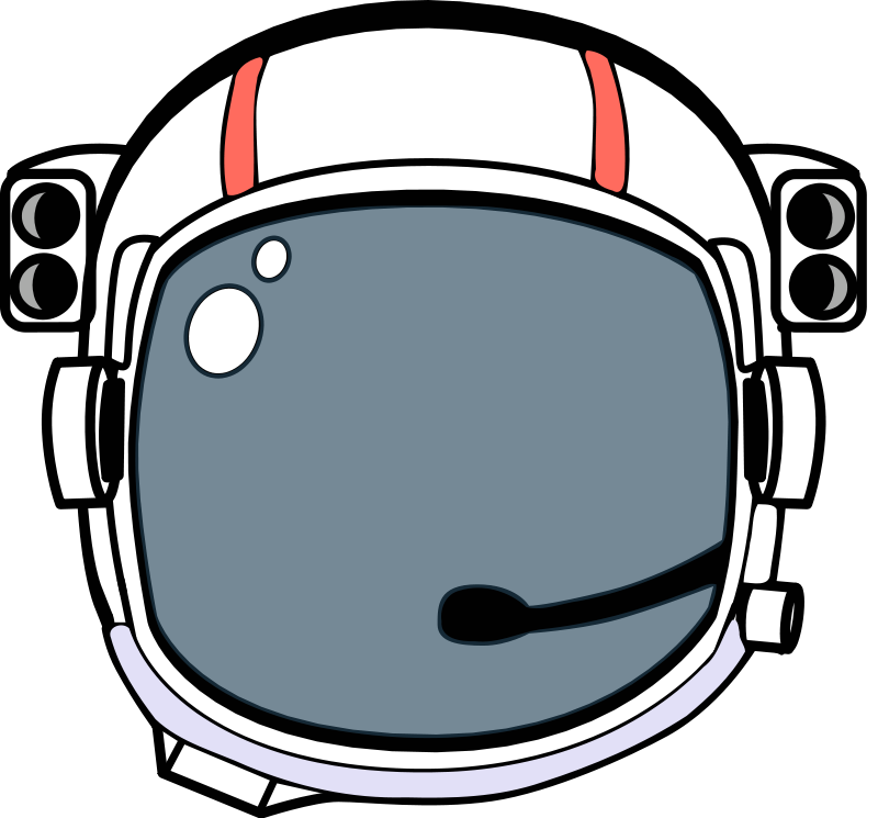 Astronaut clipart outfit cartoon. Free clip art library