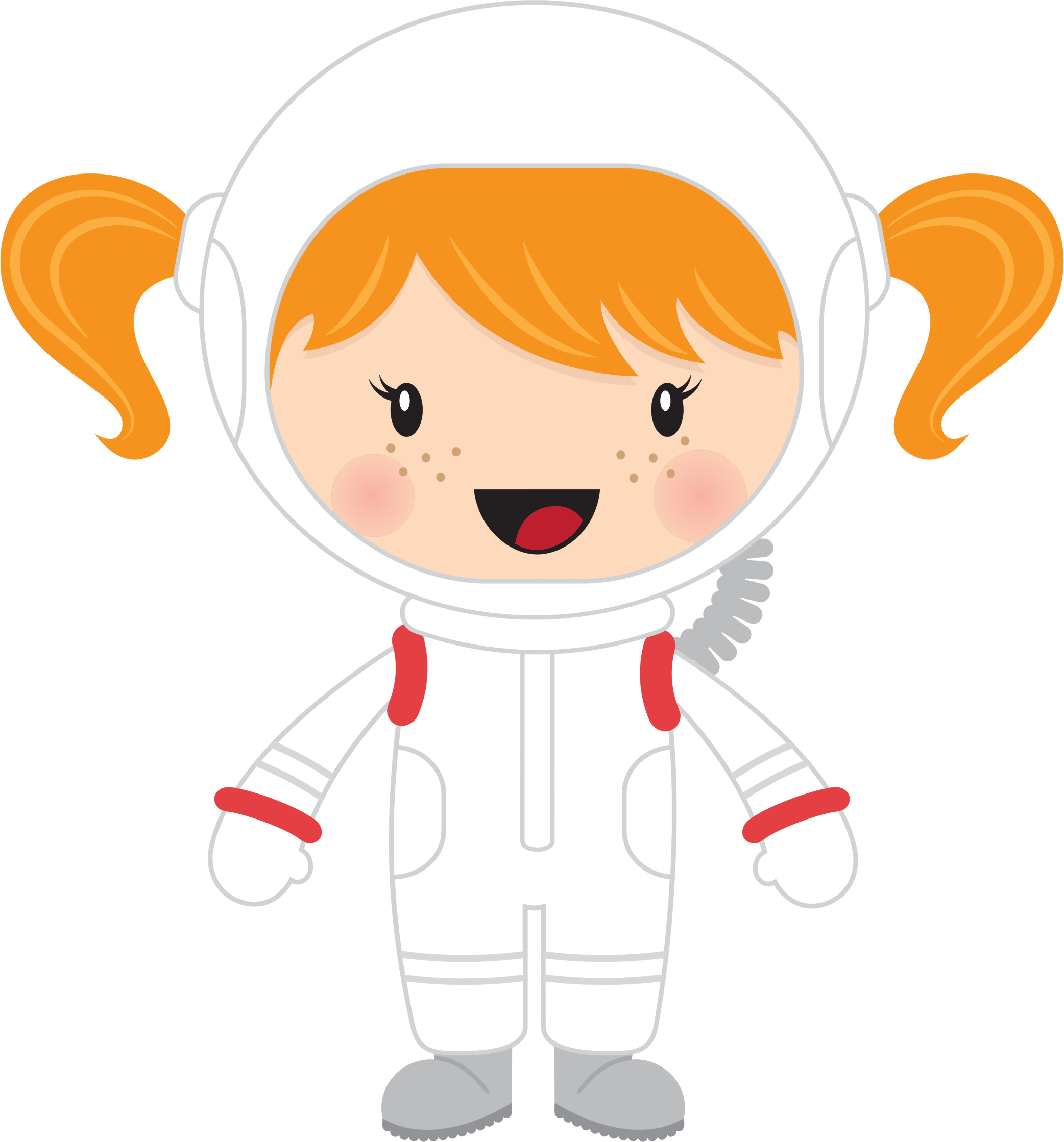 Astronaut png cartoon. Collection of clipart