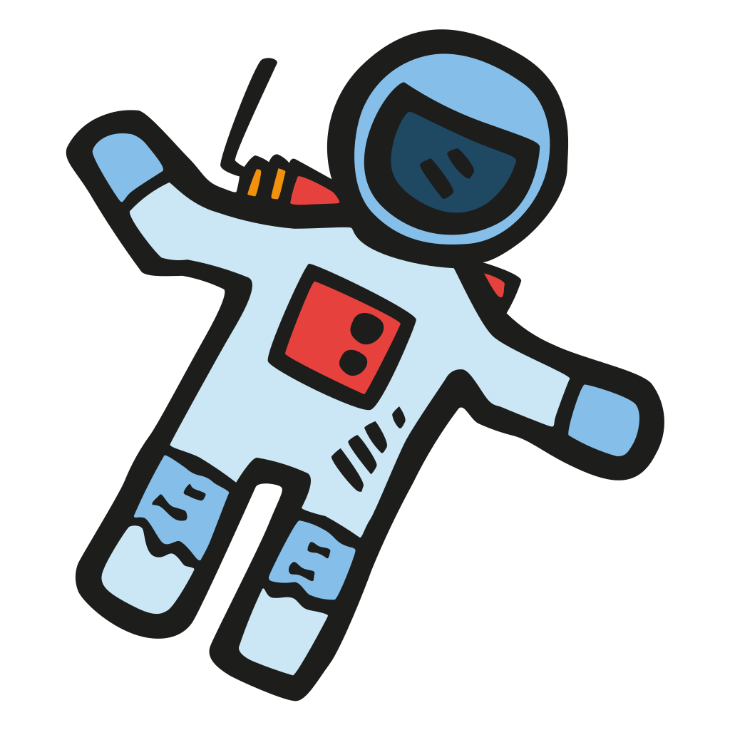 Astronaut icon png. Free space iconset good