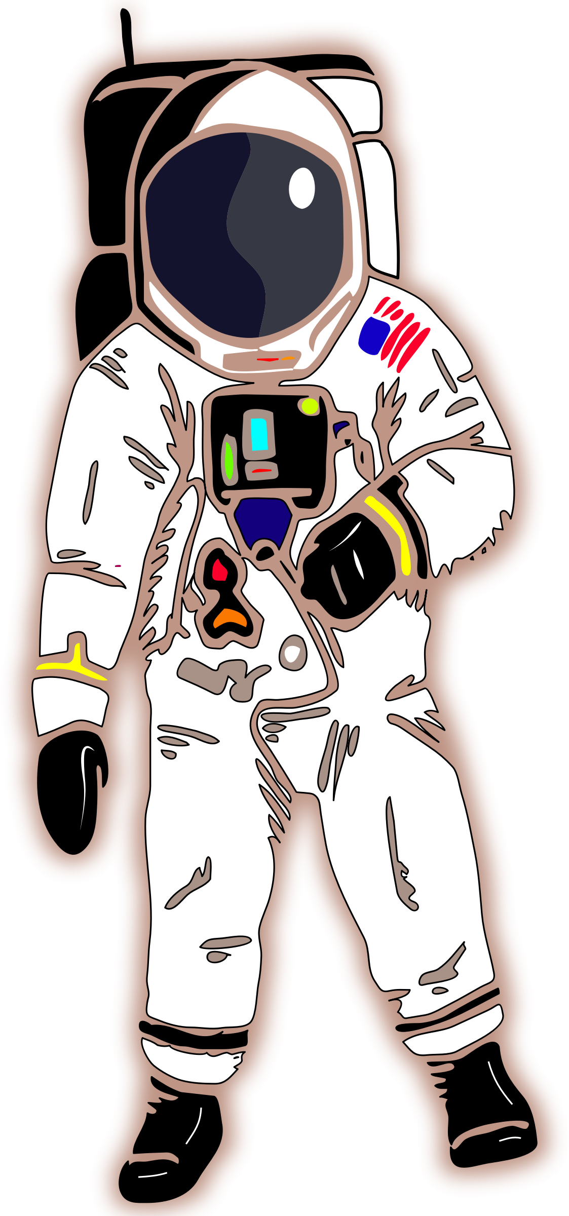 Astronaut png transparent. American icons free and