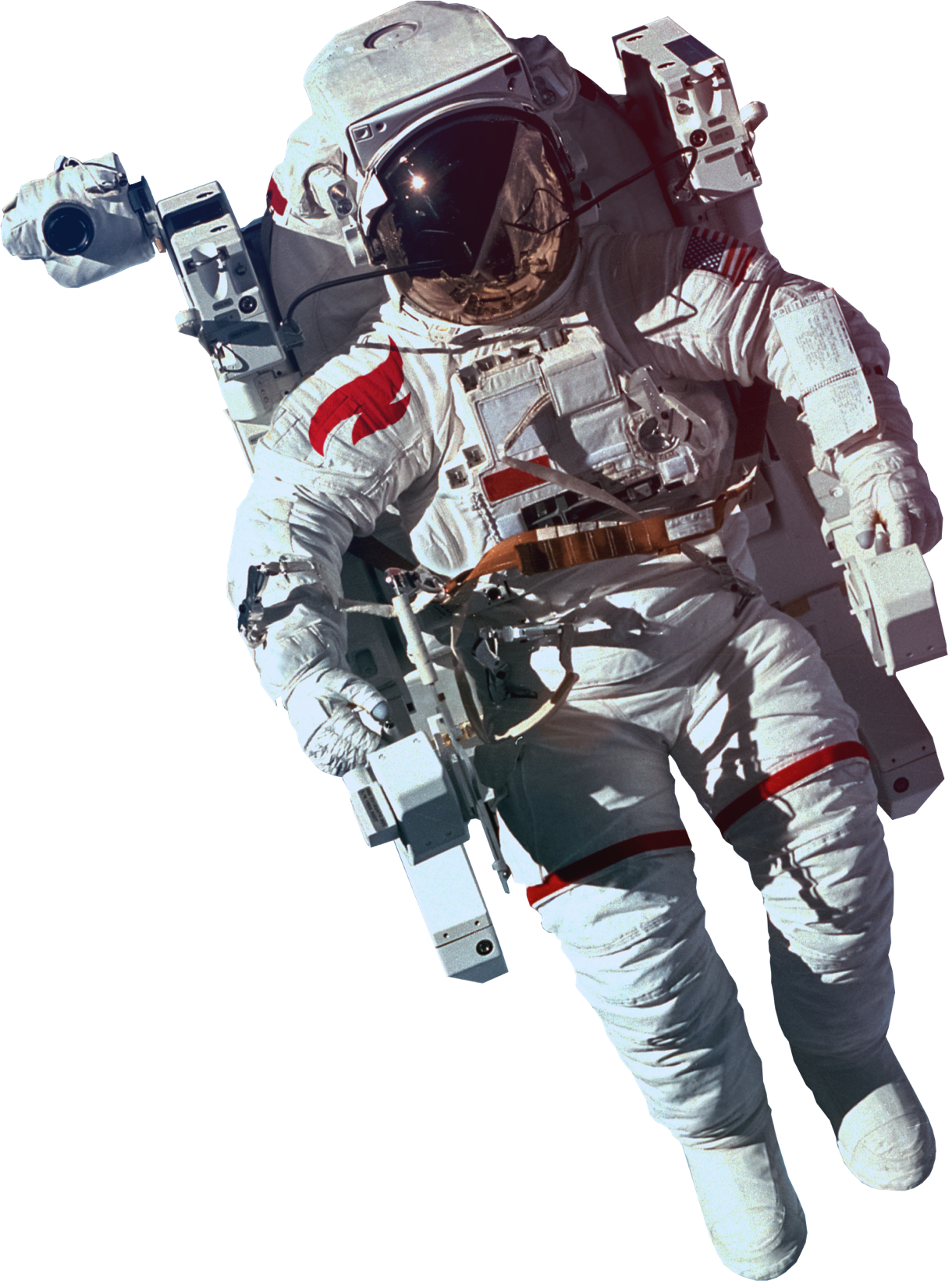 astronaut with gun png