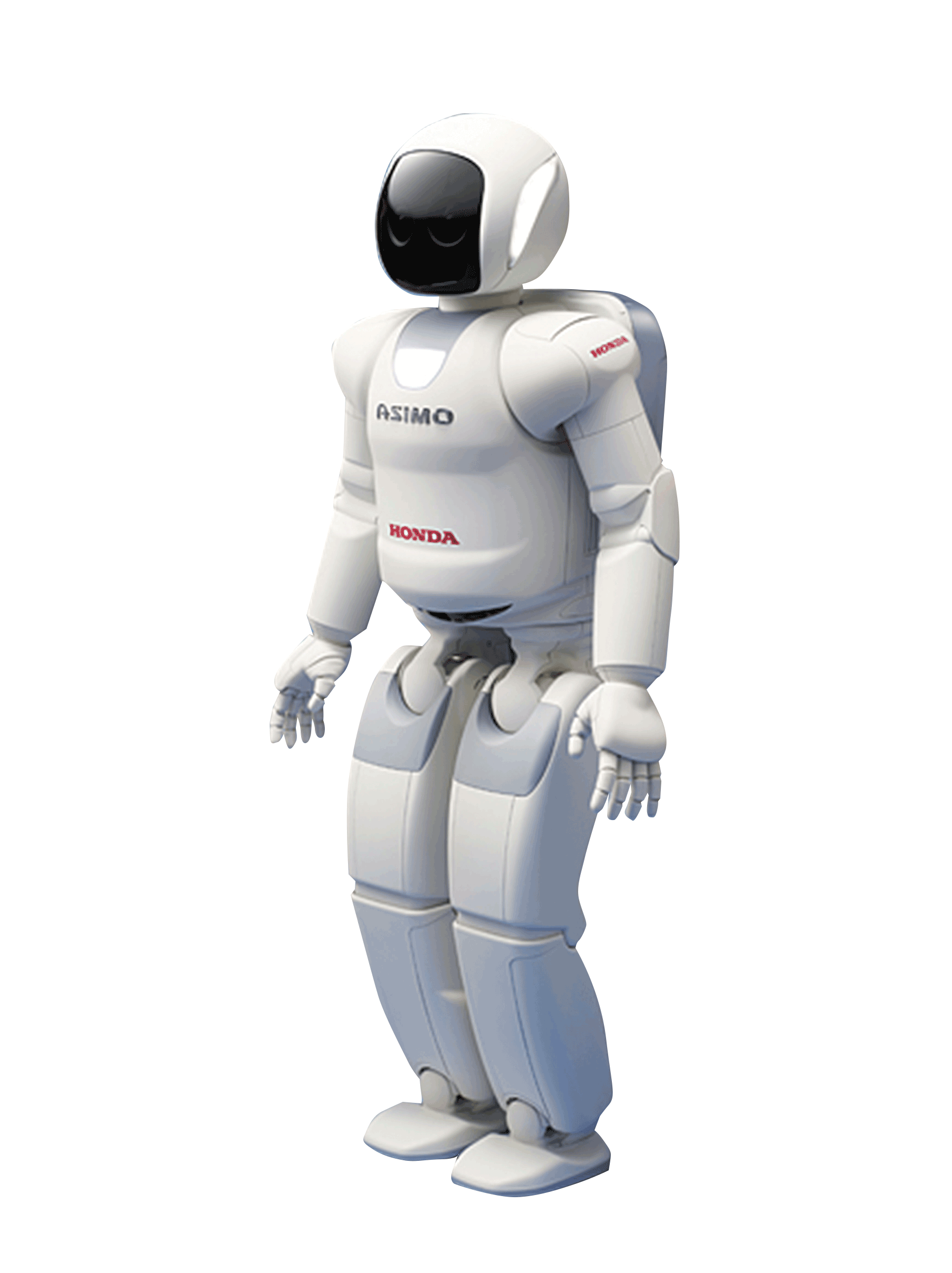 Robot png. Asimo transparent stickpng download