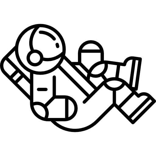 Astronaut vector png. Ingravity free people icons