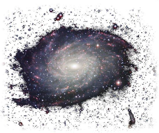 Space png. Freetoedit clipart stars galaxy