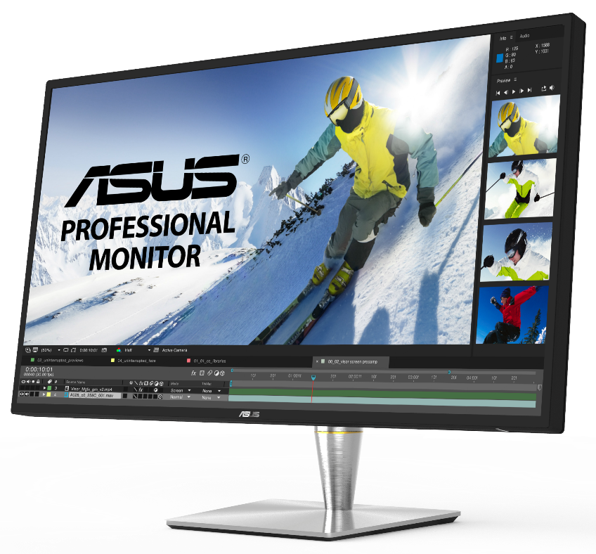 Asus monitor png. Announces world s first