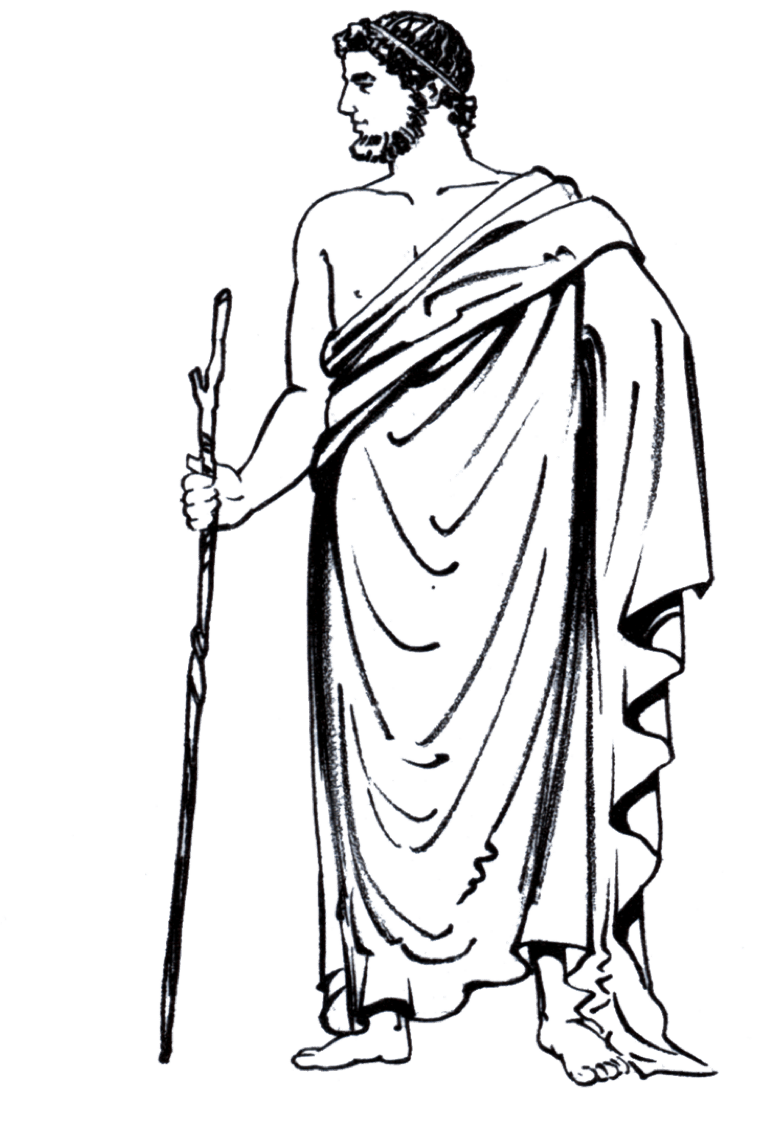 Ancient greece at getdrawings. Prehistoric drawing person image freeuse library