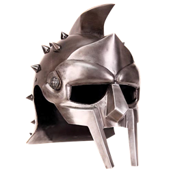 Athens drawing gladiator helmet. Of the spaniard by