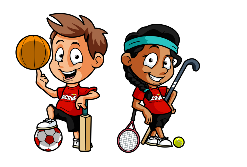 pe clipart childrens