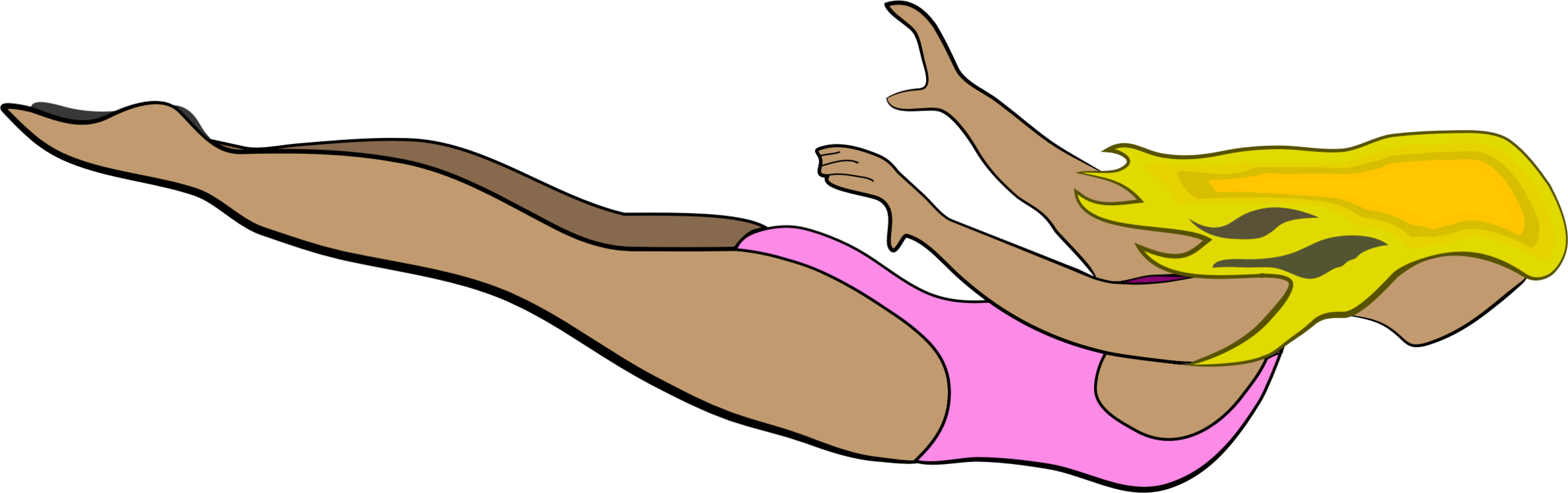 Women clipart scuba diving. Computer icons underwater thumb