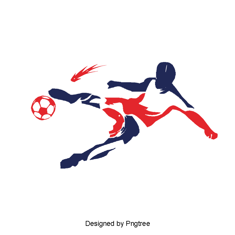 Athletic clipart movement. Soccer logo athlete sports