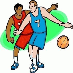 Athletic clipart player nba. Top baller is having