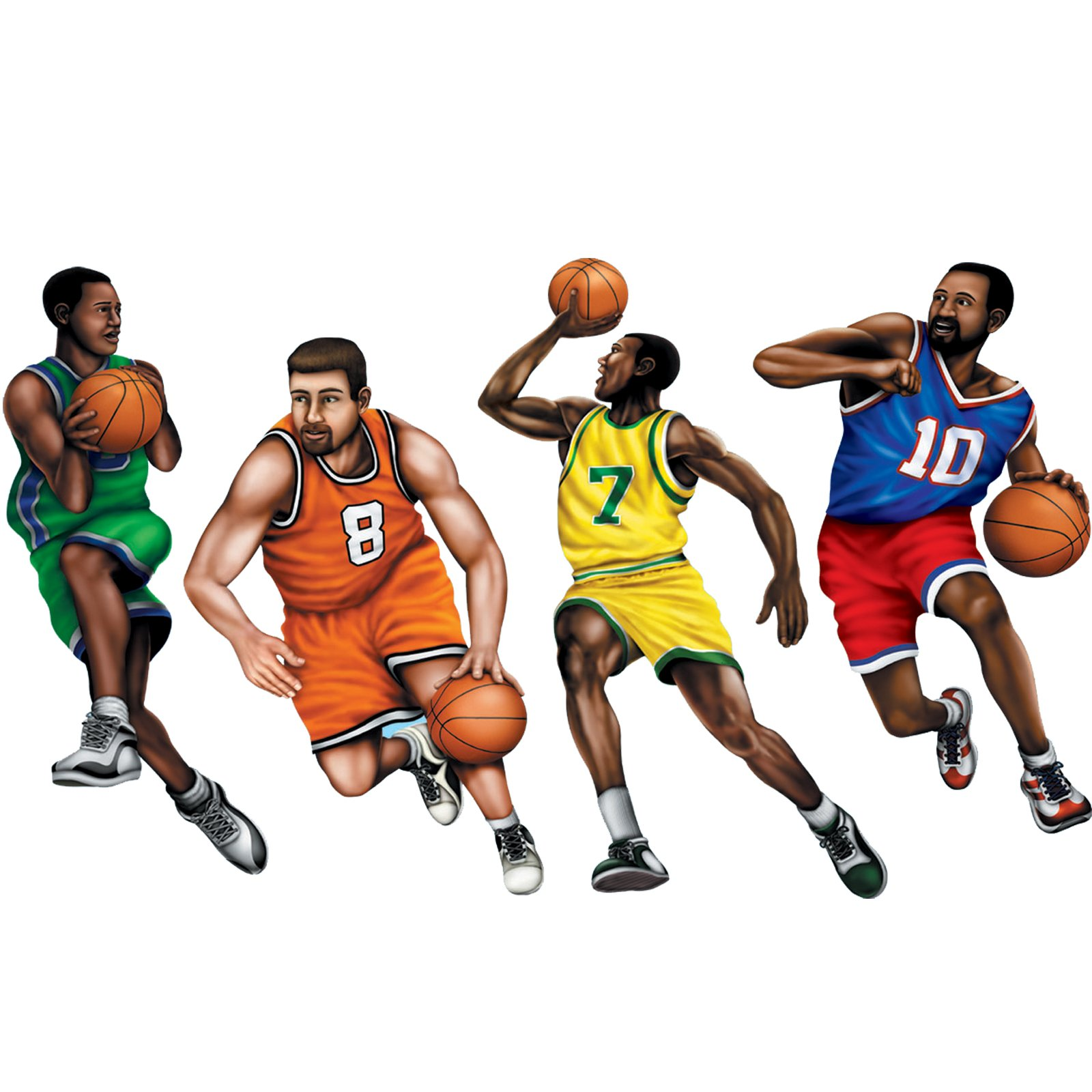 Athletic clipart player nba. Basketball players png hd