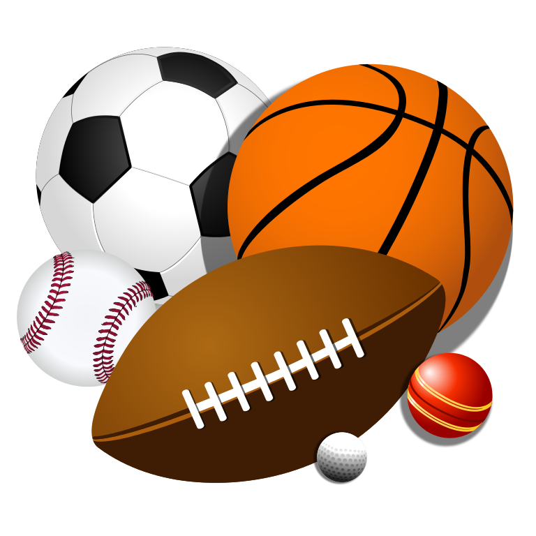 Sport clipart youth sport. Free multiple sports cliparts
