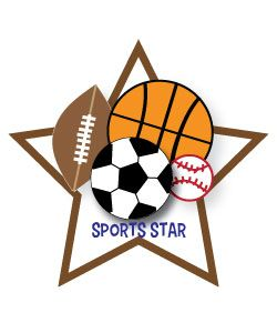 Sport clipart art. Free sports just for