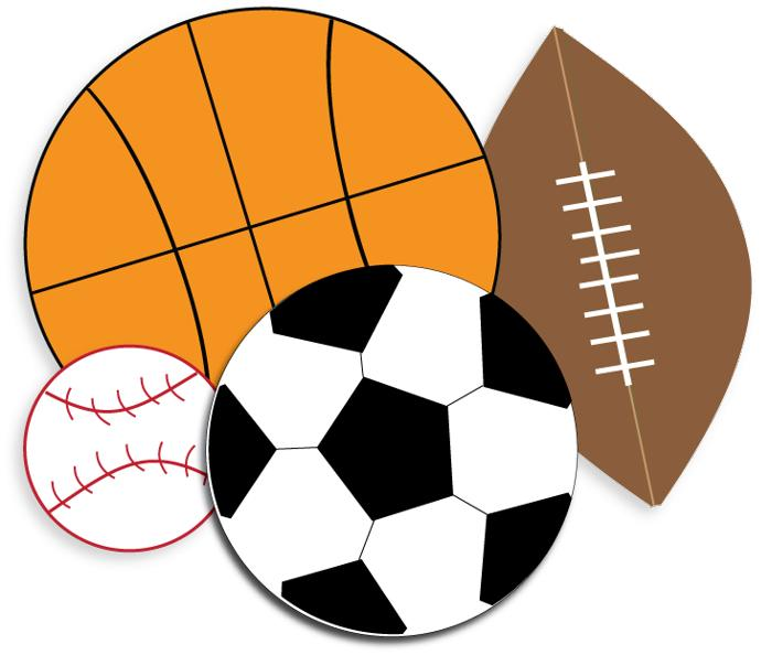 Sports clipart. Free images clipartix