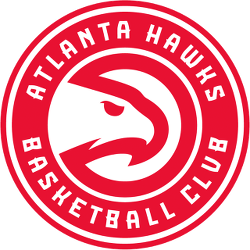 Hawks primary logo sports. Atlanta drawing emblem clipart free