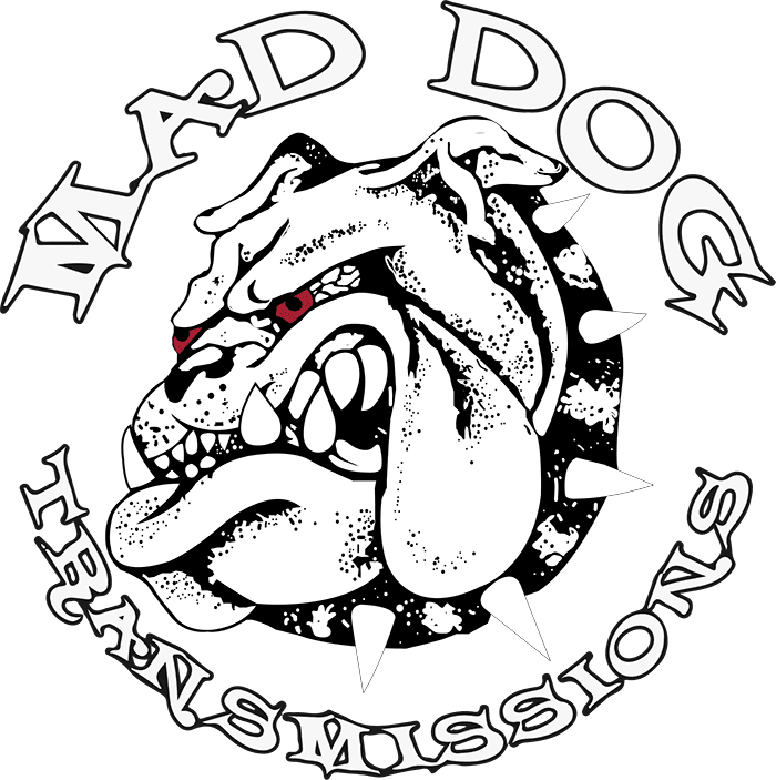 Transmission drawing art. Maddog transmissions repair shop