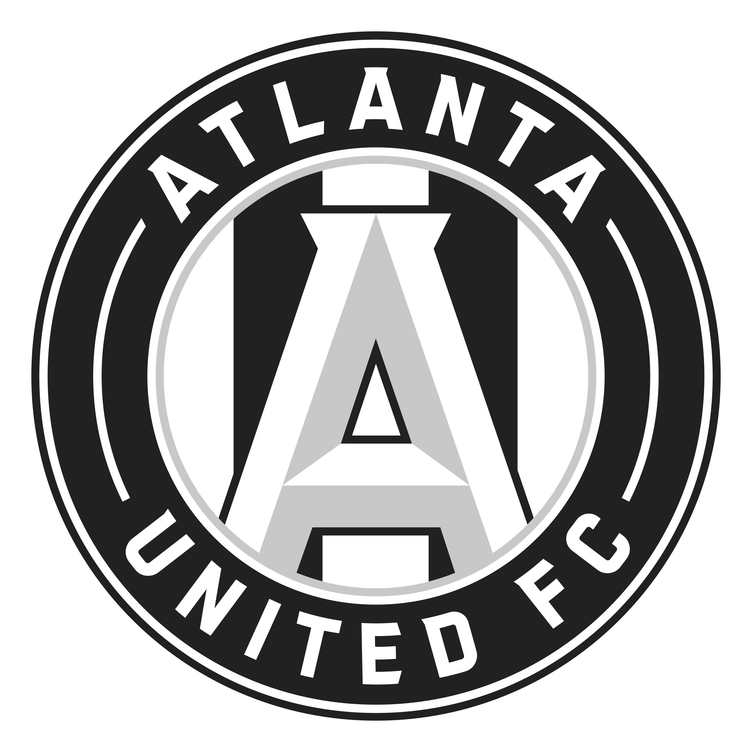 United fc logo png. Atlanta drawing emblem jpg royalty free stock