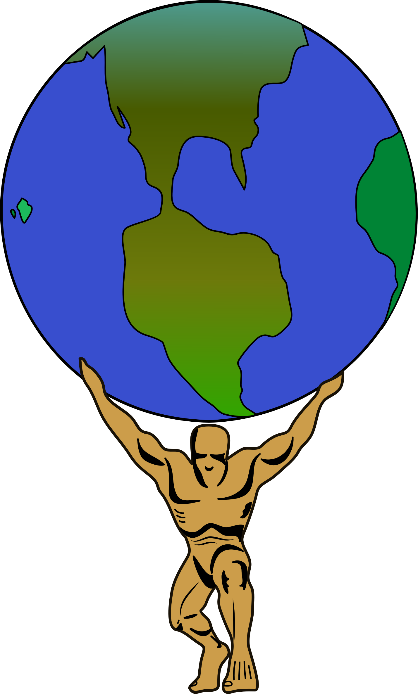 Atlas god png. Icons free and downloads