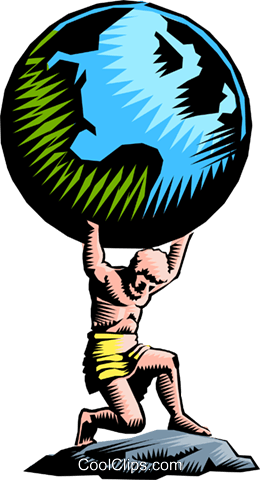 Atlas god png. Collection of clipart