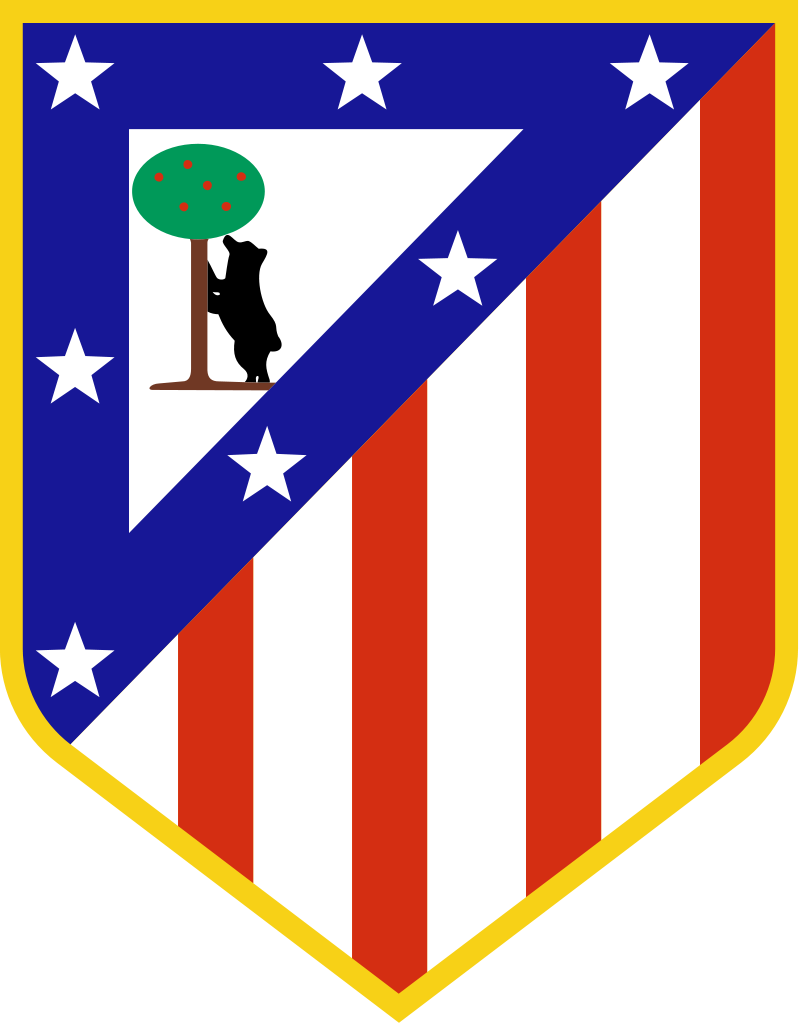 atletico madrid badge png