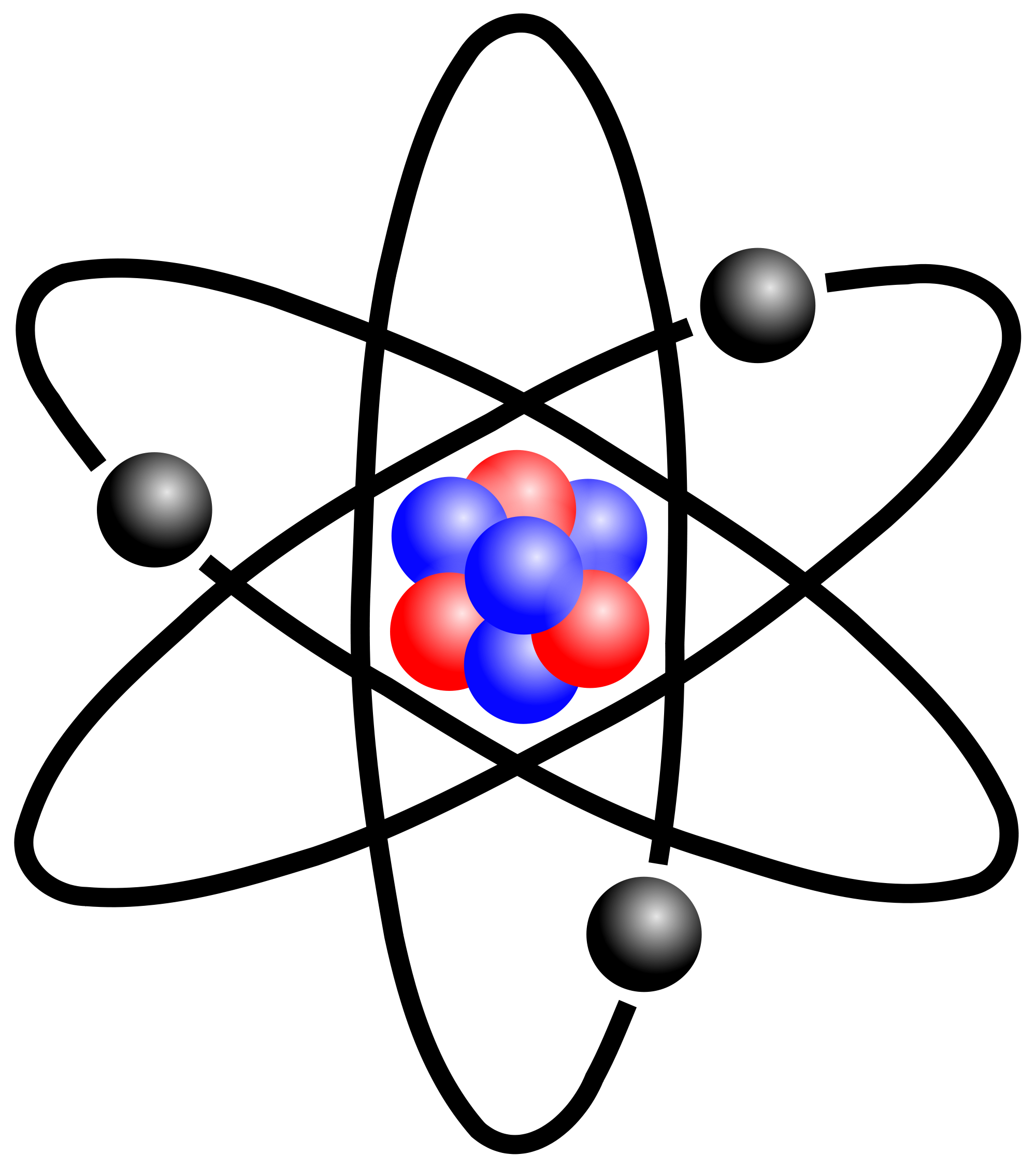 The atom png