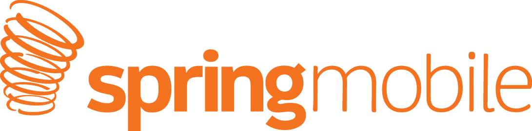 At&t wireless logo png. Spring mobile