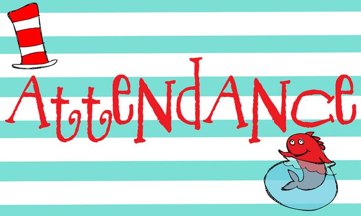 Attendance clipart cartoon. The best pictures images